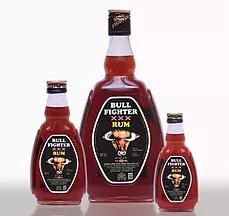 Bull Fighter XXX Rum