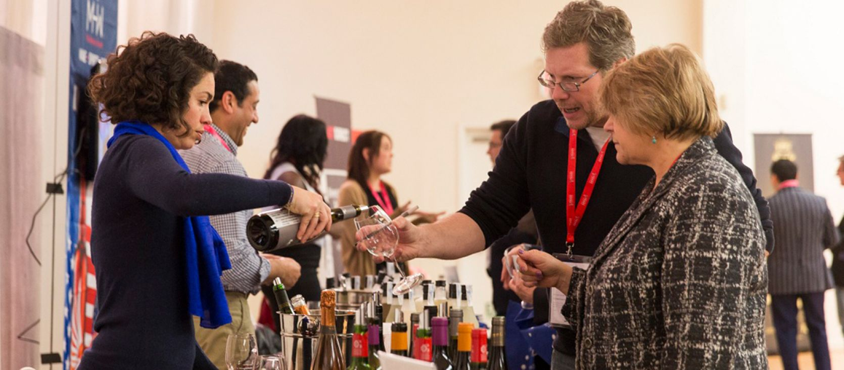 Photo for: Become an Exhibitor at 2021 USA Trade Tasting in NYC