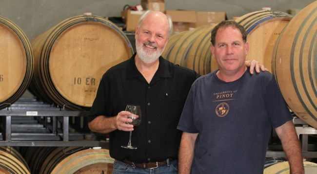 Photo for: Explore Mansfield-Dunne, producer of Santa Lucia Highlands wines