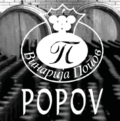 Logo for:  Popov Winery