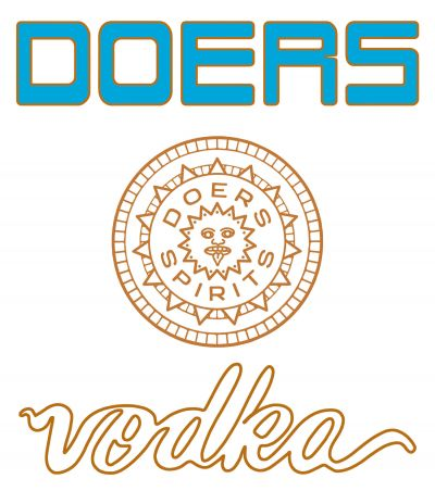 Logo for:  Doers Spirits LLC (DBA Doers Vodka)