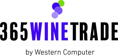 Logo for:  365WineTrade by Western Computer