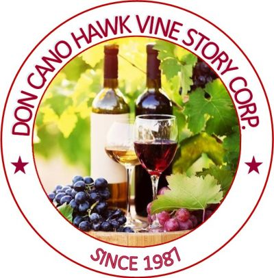 Logo for:  Don Cano Hawk Vine Story Corp.
