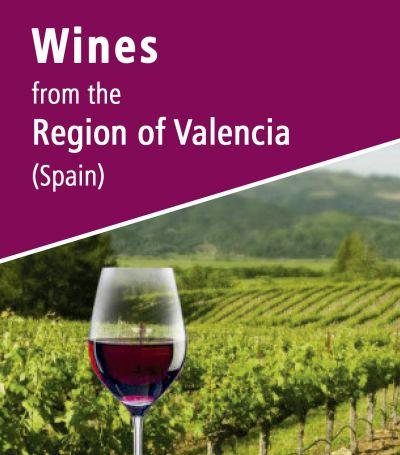 Logo for:  Region of Valencia,Spain    Presents