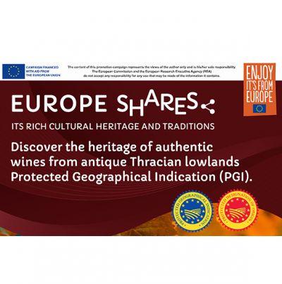 Logo for:  Europe Shares