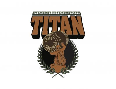 Logo for:  Titan Craft Cocktails