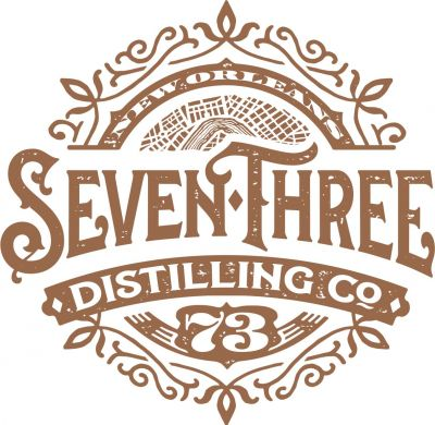 Logo for:  Seven Three Distilling Co.